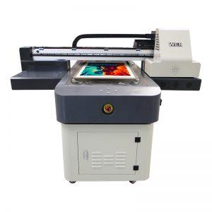 a4 dimensiune digitale uv imprimare mașină pvc panza cârpă covor piele imprimanta