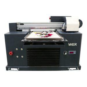 fierbinte de vânzare alb imprimantă dtg tricou mașină de imprimare