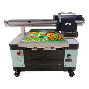 a2 imprimanta cu imprimantă flat pentru imprimare metal / telefon / sticlă / stilou / cană