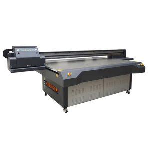 format mare de înaltă viteză digital flatbed china uv imprimantă pentru sticlă de imprimare