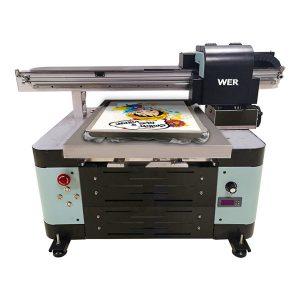mașină automată de imprimare de îmbrăcăminte a2 size uv t shirt mașină de imprimare