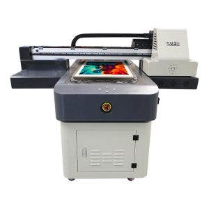fabrica de preț direct de sticlă imprimantă fotografie flex banner imprimare mașină ED6090T