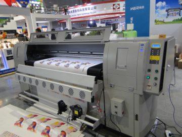 Mașină de imprimat din piele