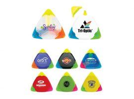 Afișaje triunghiulare