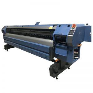 de înaltă viteză, imprimantă de solvent de 3,2 metri, mașină de imprimare digitală pentru bannere flexibile K3204I
