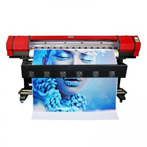 T-shirt textile țesătură digitală de imprimantă sublimare format WER-EW160